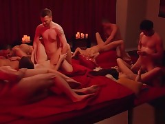 Unproven Swinger Couple Play Astonishingly With Other Couples