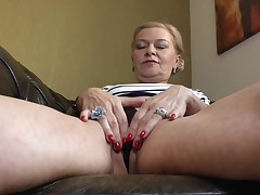 Ilana is one hell of a hot, passionate milf. That babe keen to to please she is when she is alone. Watch her finger her stiff pussy. That babe has the sexiest body and if u perceive her touch herself, u will definitely acquire an moment massive on. That b