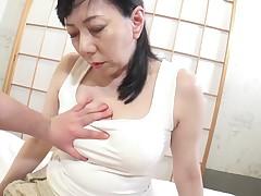 Saki Hanashiro Erotic Aunt Of Anal Love making act